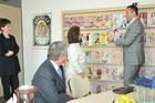 HRH Crown Prince Aleksandar the 2nd and Princess Katarina visited CPG HQ