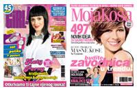 Od sada i slovenačko izdanje magazina Bravo Girl i My Hair!