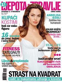 'Ljepota i zdravlje', izdanje za Crnu Goru, na svim kioscima