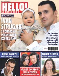On the newsstands across Montenegro: